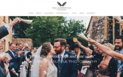 10 fotografie website voorbeelden