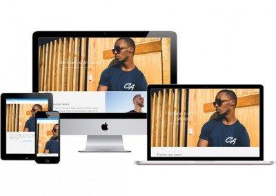 Webshop voorbeeld