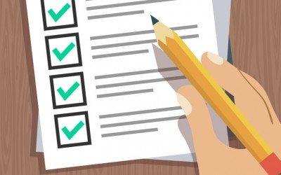 Checklist nieuwe website online zetten