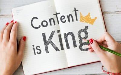 6 tips voor een succesvolle content marketing strategie in 2021